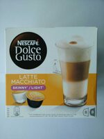 Latte Macchiato Skinny / Light - Produit - en