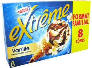 Cônes Extrême Vanille - Prodotto - fr