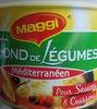 Fond de légumes méditerranéens - Produit