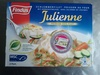 Findus Julienne Baked fish with vegetable julienne - Produit