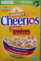 Honey Cheerios - Producto - en