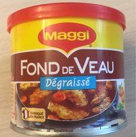 Fond de Veau Dégraissé - Produit