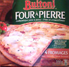 Four à pierre, authentique pâte à pizza - Produit