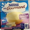 P'tit Gourmand saveur Chocolat blanc - Product