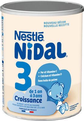 NIDAL 3 Croissance de 1 à 3 ans - Produit - fr