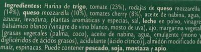 Forno Di Pietra - Caprese - Ingredienti - es