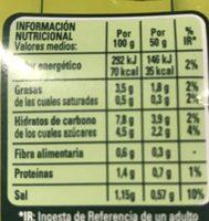 Solís Tomate Frito Con Aceite De Oliva - Ingrediënten