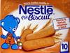 Nestle P'tit Biscuit - Produit