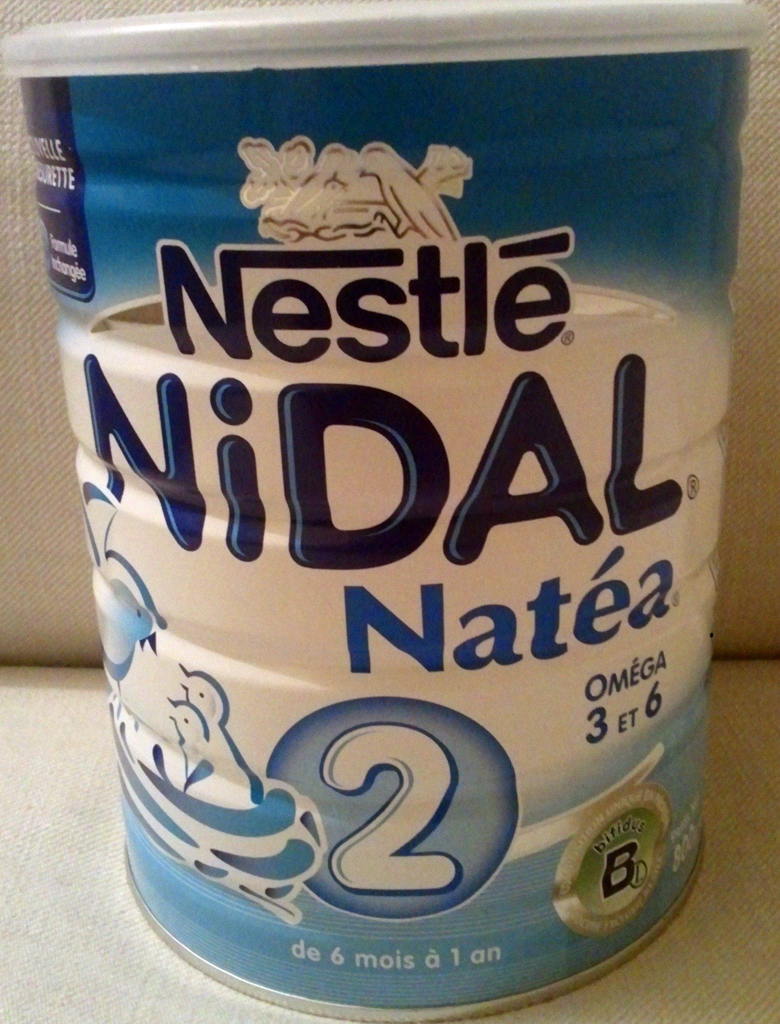 Nidal Natéa 2 - Produit - fr
