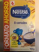 Papilla de cereales azúcares añadidos y sin aceite - Prodotto - es