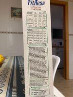 Cereales integrales de chocolate con leche - Nutrition facts