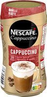 NESCAFE Cappuccino, Café soluble, Boîte de - Prodotto - fr