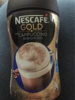 Nescafé Cappuccino - weniger süß - Produkt - de