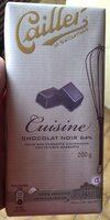 Cuisine chocolat noir 64% - Produit - fr
