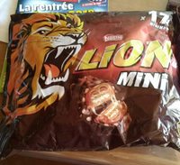 Mini-barres Lion, - Product
