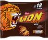 LION MINI Barres chocolatées - sachet - Produit