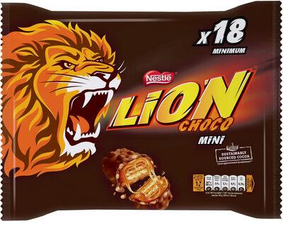 LION MINI Barres chocolatées - sachet - Product - fr