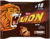 LION MINI Barres chocolatées - sachet - Product