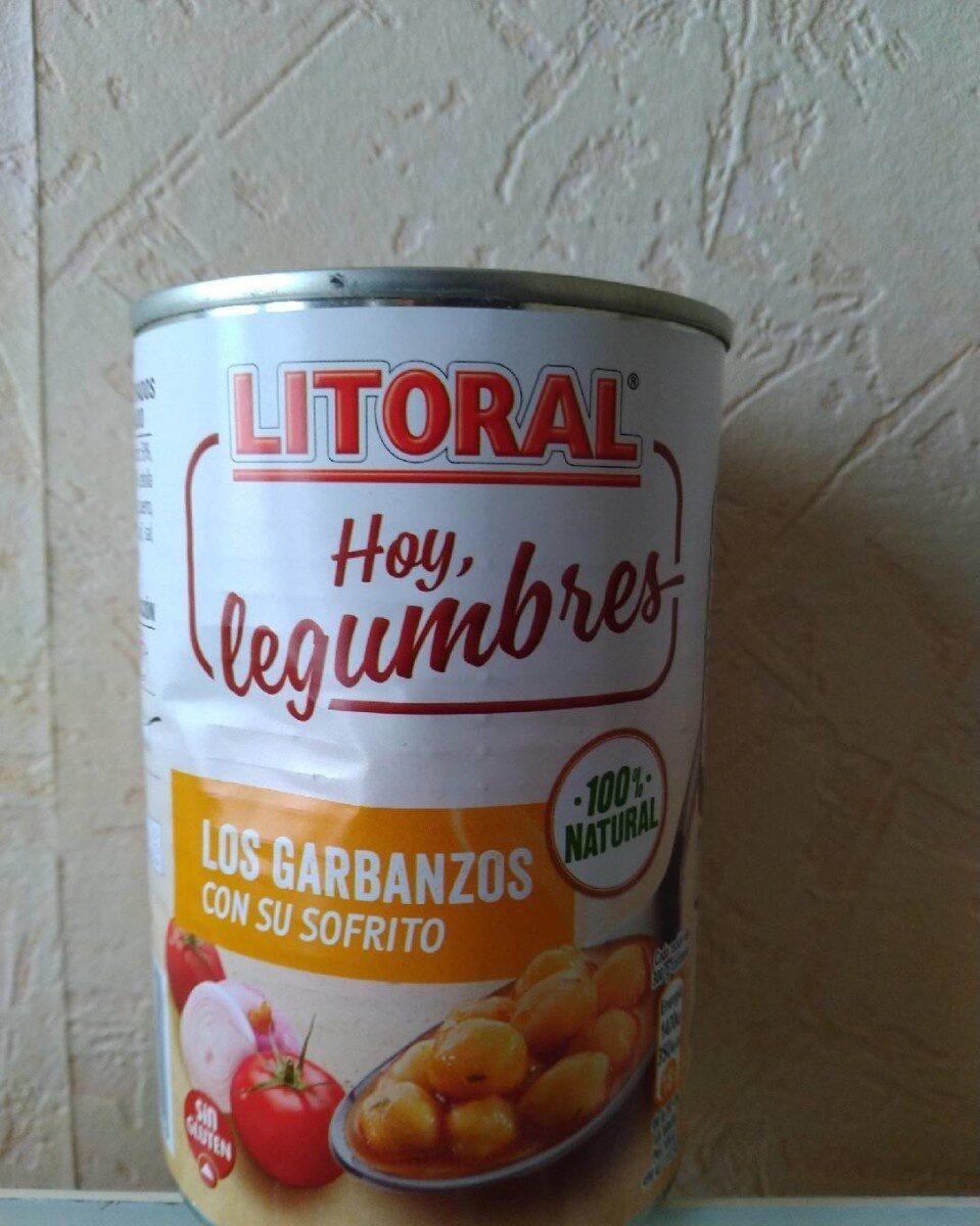 Garbanzos con su sofrito - Produit - fr