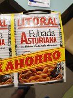 Fabada asturiana - Produit