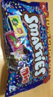Smarties mini (+10% gratuit) - Product - fr