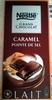 Grand Chocolat Lait Caramel Pointe de Sel - Produit