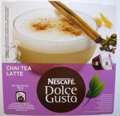 Chai latte - Produit