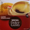 Caffé Americano - Produit