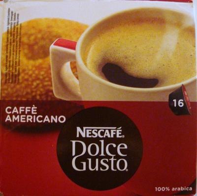Caffé Americano - Produit - fr