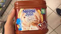Bébé Poudre de céréales Choco - Product - fr
