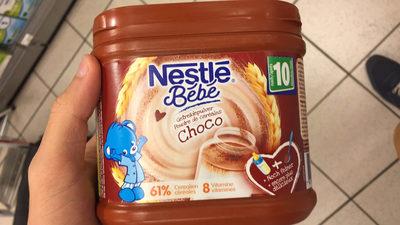 Bébé Poudre de céréales Choco - Product