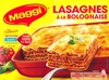 Lasagnes à la Bolognaise - 1 kg - Maggi - Produit