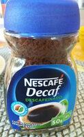 Nescafé decaf - Prodotto - es