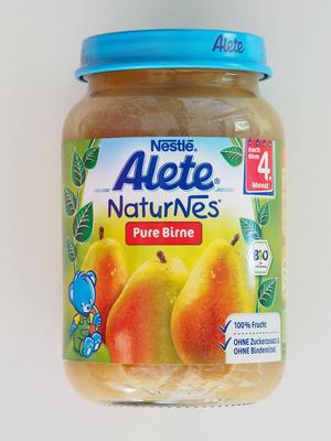 NaturNes Pure Birne - Product
