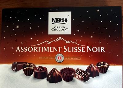 Assortiment Suisse Noir - Product