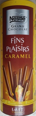Fins Plaisirs Caramel - Product - fr