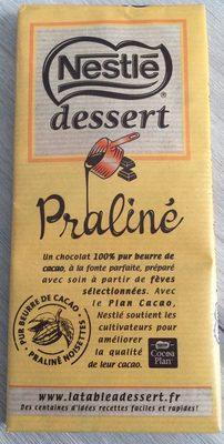 Nestlé Dessert Praliné - Produit