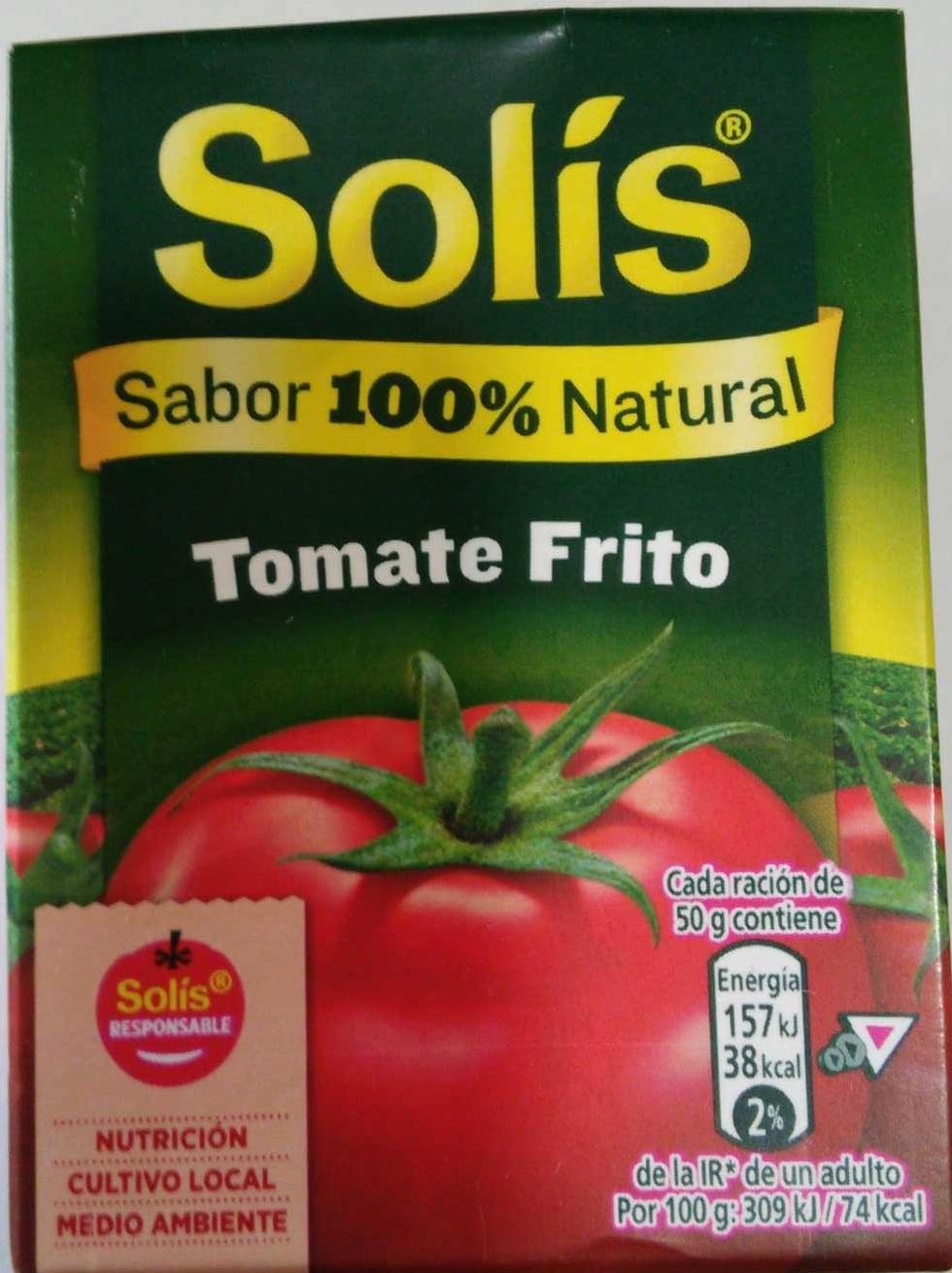Tomate frito sabor 100% natural - Producto - es
