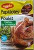 Papillotes Poulet herbes de Provence - Produit