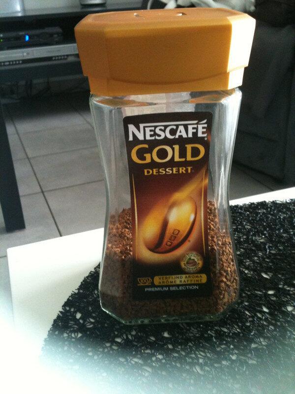 Nescafé Gold dessert - Product - en