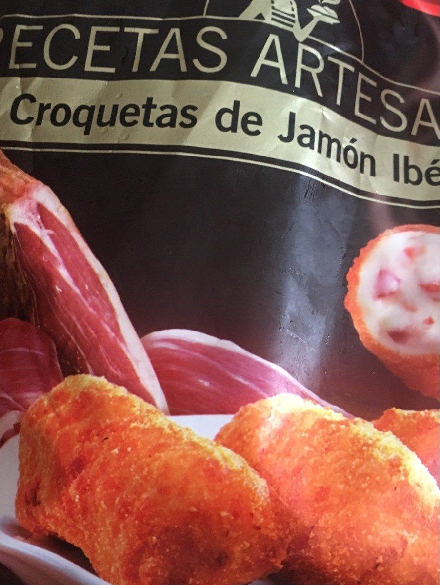 Croquettes de jambon ibérique - Product - fr