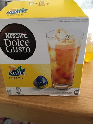 The glace dolce gusto - Product