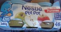 P'tit Pot Les mini Pommes - Product - fr