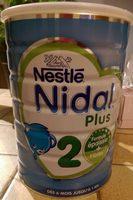 Nidal 2 Plus Formule épaissie + Fibres - Product