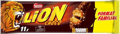 LION barre chocolatée Format Familial 11 x 42g - Prodotto - fr