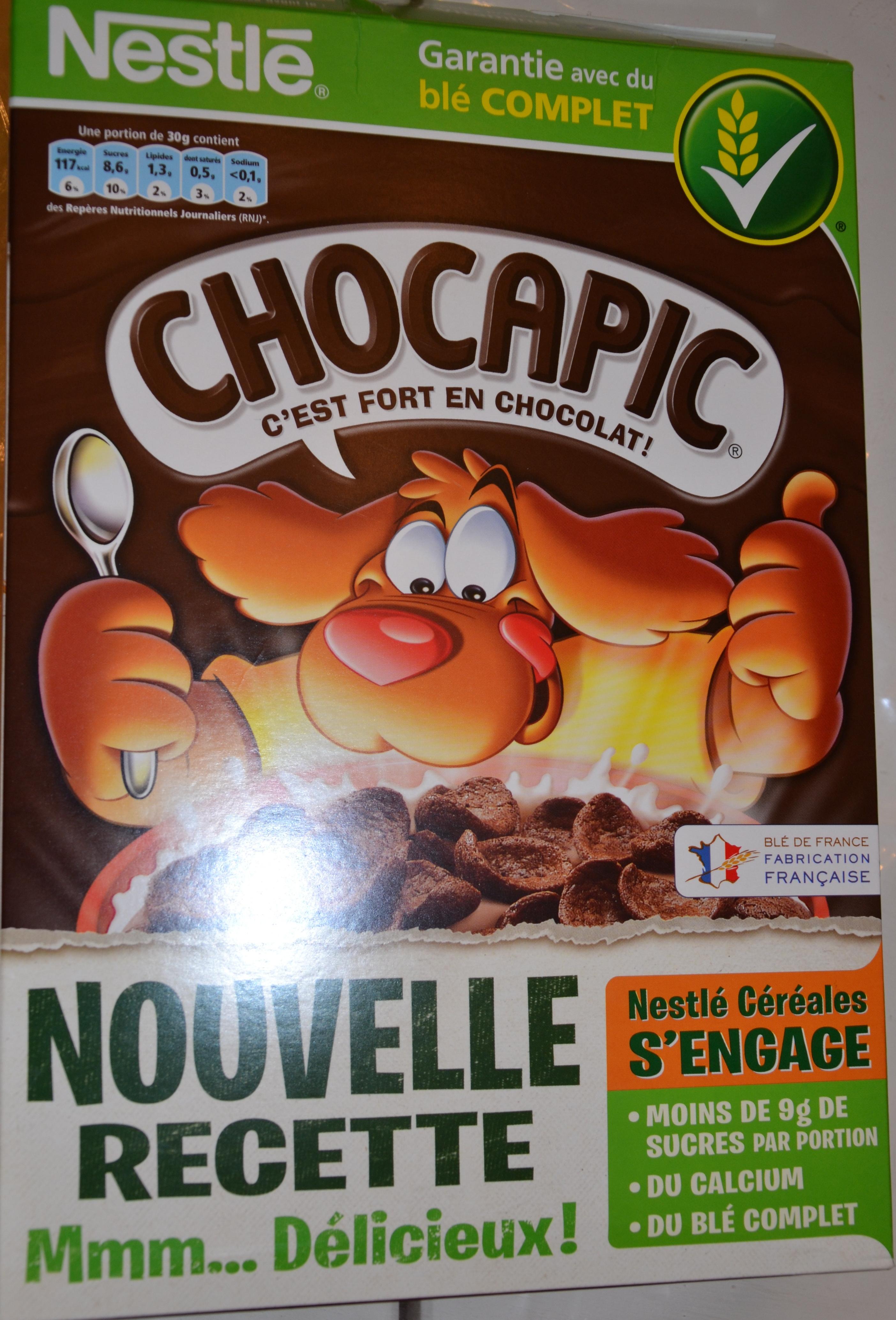 Chocapic (nouvelle recette) - Producto