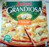 La Grandiosa - Pizza 4 Formaggi - Product