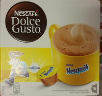 Dolce Gusto Nesquik - 16 Capsules - Producto - es