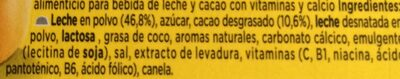 Dolce Gusto Nesquik - 16 Capsules - Ingredientes - es