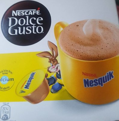 Nesquik Dolce Gusto - Producto